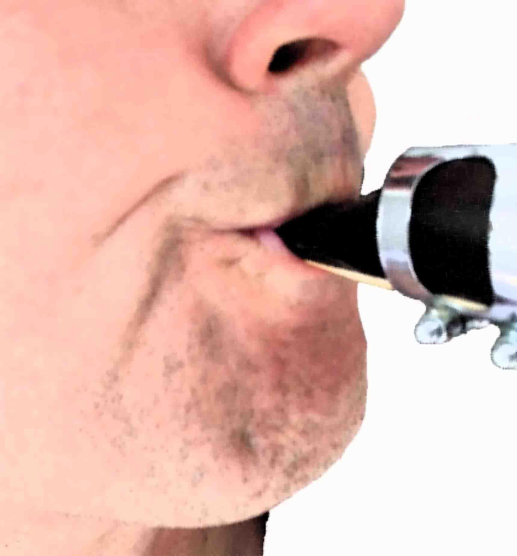 Saxophone Embouchure